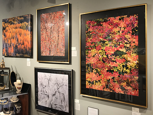 Bruce Jackson's fine art photographs at Tumalo Art Co.
