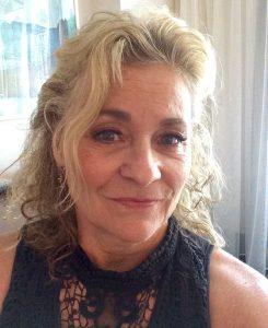 Nancy Becker, glass artist